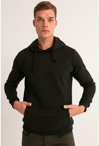 FullaModa Kapüşonlu Sweatshirt