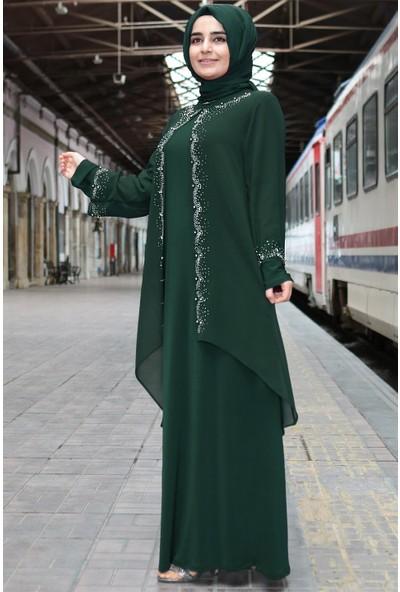Fahima Efsun Abiye Zümrüt Fhm628
