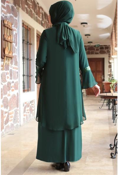 Fahima Esila Abiye Zümrüt Fhm638