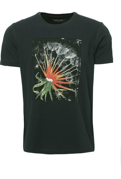 Lufian Erkek Felıta Modern Grafik T- Shirt