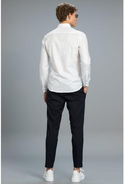 Lufian Erkek Jeremy Smart Gömlek Slim Fit