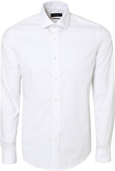 Lufian Erkek Nevis Smart Gömlek Slim Fit