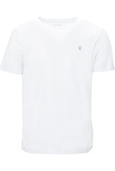 Lufian Erkek Pablo Basic T- Shirt