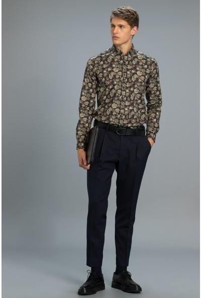 Lufian Erkek Sasha Smart Gömlek Slim Fit