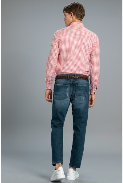 Lufian Erkek Sean Smart Gömlek Slim Fit