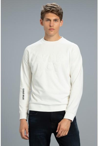Lufian Erkek Uno Sweatshirt