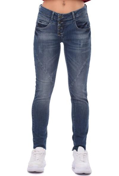 Zabione Kadın Kot Pantolon