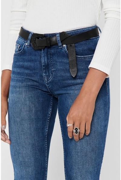 Only Onlblush Skinny Dar Paça Pamuklu Jeans Kadın Kot Pantolon 15209661
