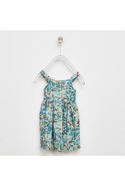 Panço Kız Çocuk Elbise