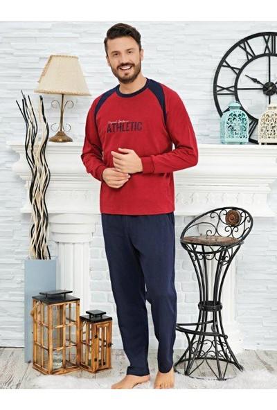 Çelebi 805 Erkek Kışlık Süprem Pijama Takım