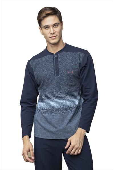 Kly 7010 Erkek Kışlık Pijama Takım