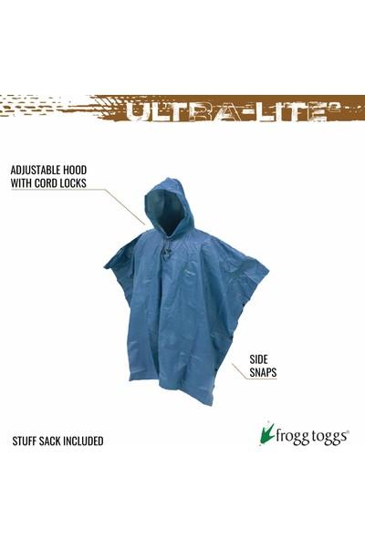 Frogg Toggs Ultra-Lite2 Erkek Yağmurluk Panço