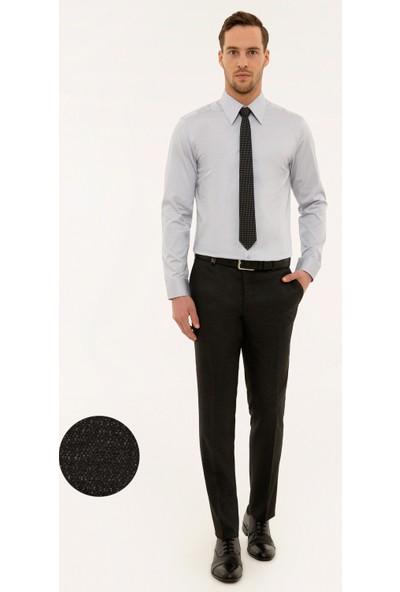 Pierre Cardin Siyah Slim Fit Pantolon 50230442-VR046