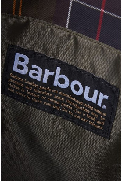 Barbour Barbour Eadan Holdall Omuz Çantası Ol71 Olive