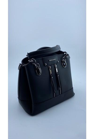 Kısmet Çanta Madame 580 Model Çok Gözlü Çapraz Askılı