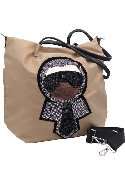 Dsn - Accessory Y5488 Siyah Omuz & Çapraz Kadın Çanta