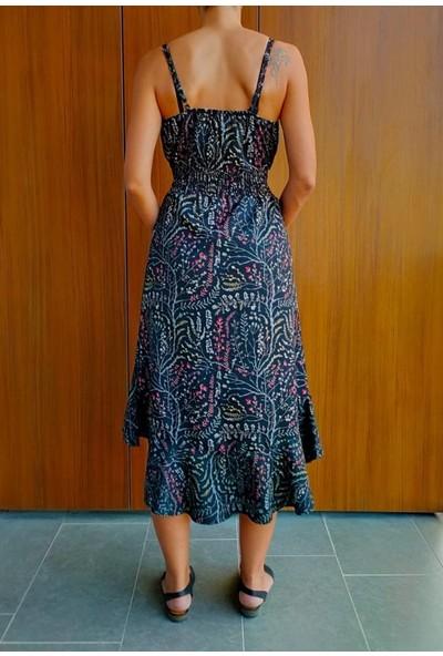 Neo İzmir Renkli Elbise