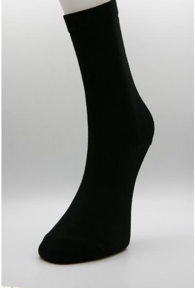 Calza Bella Premium Bayan 3'lü Taş Baskılı - Simli - Düz Soket