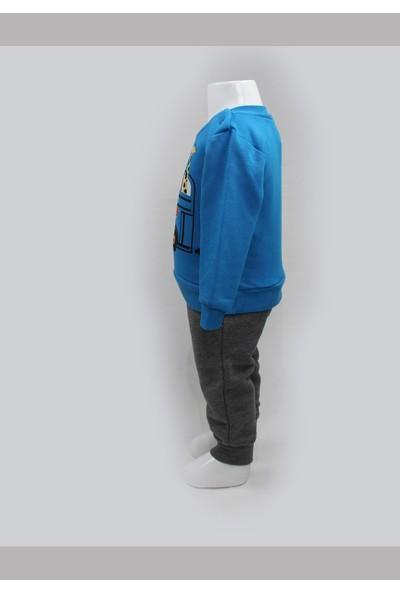 C-Sport 603 Erkek Çocuk Gecelik Eşofman Takımı