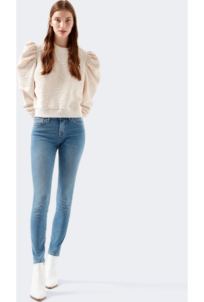 Mavi Kadın Adriana 90 s Mavi Jean Pantolon 1072826804