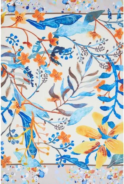DeFacto Çiçek Desenli Şal T1715AZ20WN