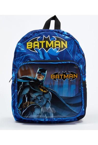 DeFacto Erkek Çocuk Batman Lisanslı Okul Çantası R5647A620AU