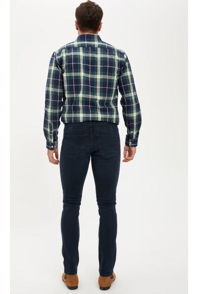 Defacto Erkek Pedro Slim Fit Jean Pantolon