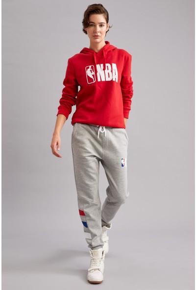 DeFacto NBA Lisanslı Unisex Slim Fit Jogger Eşofman Altı R5120AZ20AU