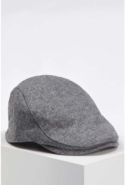 Defacto Erkek Kasket Kışlık Şapka