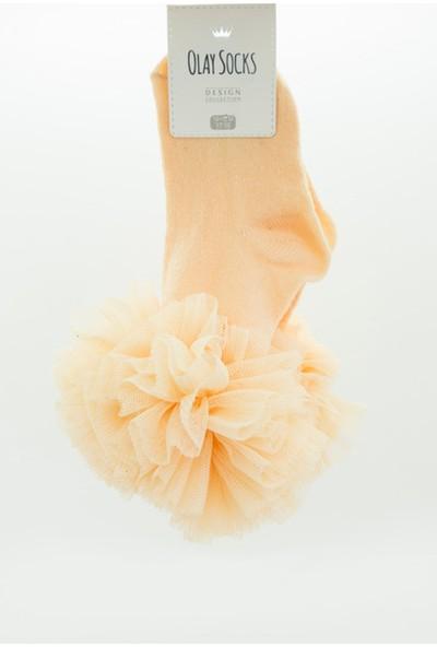Olay Kokoş Kız Tütü Çorap 5.01.0037SOMN