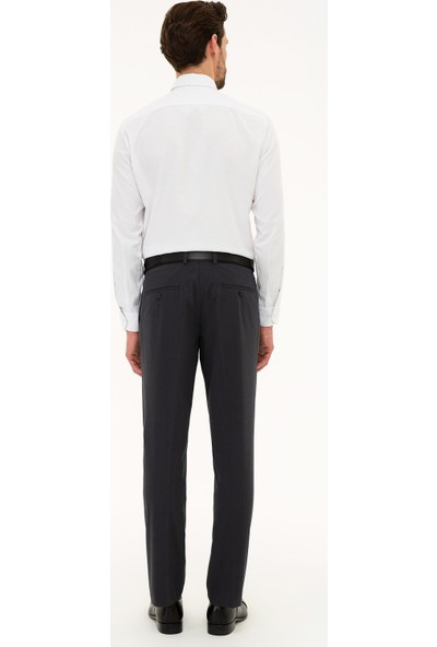 Pierre Cardin Erkek Siyah Slim Fit Pantolon 50225270-VR046