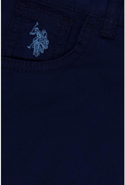 U.S. Polo Assn. Erkek Çocuk Lacivert Chinos 50219475-VR033