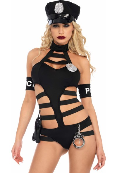 Leg Avenue Kadın Polis Kostümü