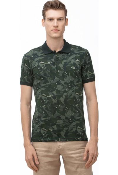 Lacoste Slim Fit Polo Erkek T-Shirt