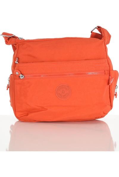 Smart Bags Turuncu Kadın Çapraz Çanta 1056-0026