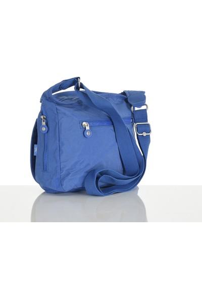 Smart Bags Mavi Kadın Çapraz Çanta 3005-0031