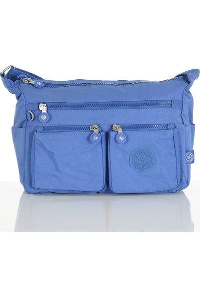 Smart Bags Mavi Kadın Çapraz Çanta 2022-3065-0031
