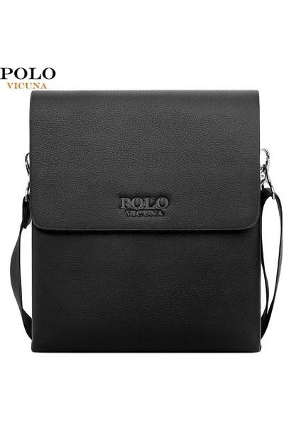 William Polo Vıcuna Polo Italyan Malı Erkek Çanta-Sırt Çantası