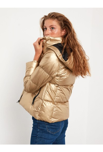 XSide Kadın Ceket Yaka Mont