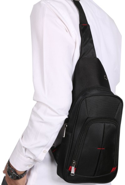 Byhakan Body Bag Çanta Gk18 Siyah