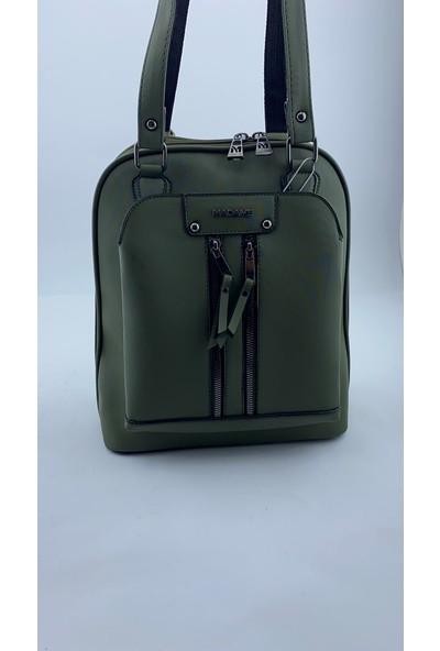 Madame Kısmet Çanta Madame 450 Model Hem Sırt Hem Omuz
