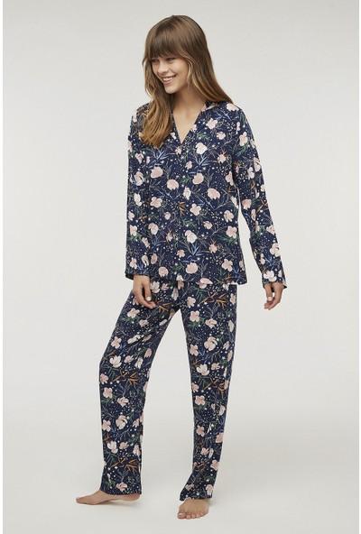 Penti Flowers In Sky Pijama Takımı