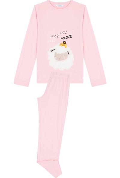 Penti Orchıd Teen Sheep Termal 2'li Pijama Takımı