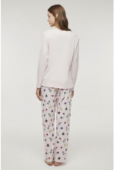 Penti Superfood Pijama Takımı