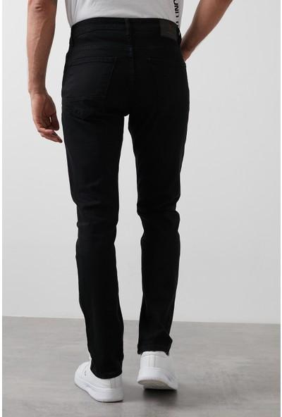 Buratti Slim Fit Dar Paça Pamuklu Jeans Erkek Kot Pantolon 7294F044ARTOS