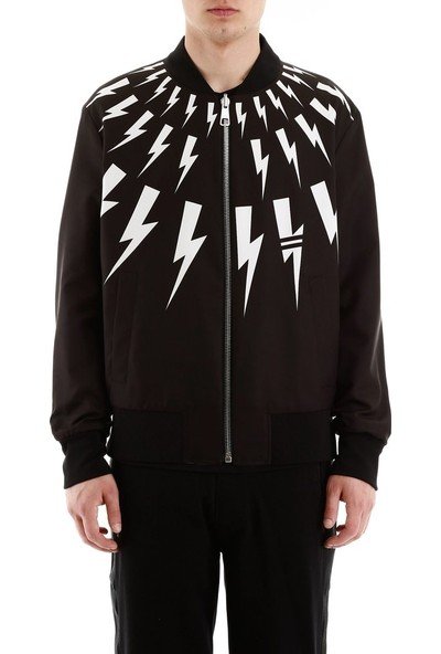Neil Barrett Erkek Sweatshirt PBSP521R-P043C-2783