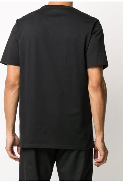 Neil Barrett Erkek T-Shirt PBJT793D-P557S-1874