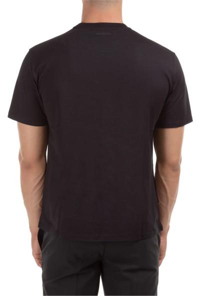Neil Barrett Erkek T-Shirt PBJT805S-P523S-1874