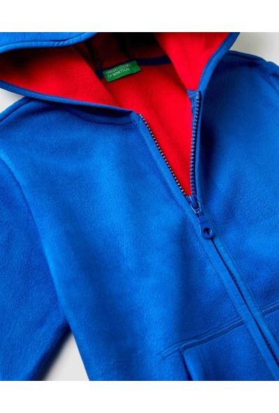 United Colors Of Benetton Erkek Çocuk Polar Sweatshirt