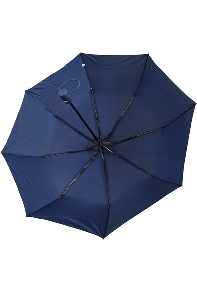 Tevalli Katlanır Otomatik Rüzgara Dayanıklı Erkek Yağmur Şemsiyesi